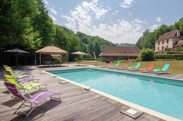 Holiday homeFrance - Dordogne: La Maison d'Amis du Bouc  [7]