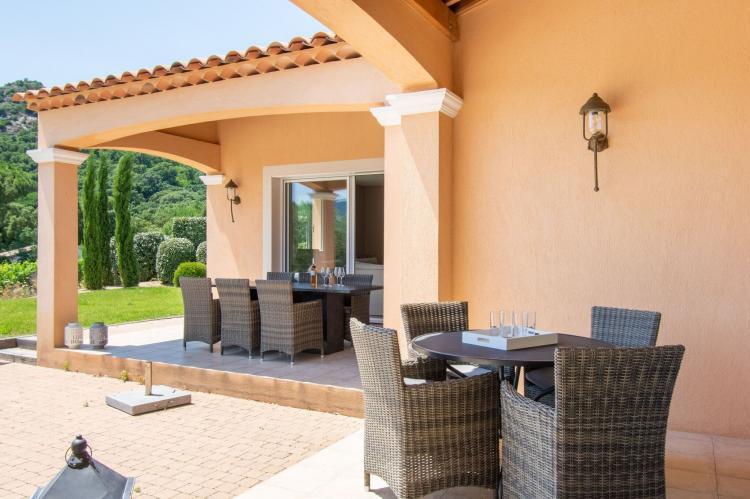 FerienhausFrankreich - Provence-Alpes-Côte d'Azur: Villa Dumas 8 personen  [28]