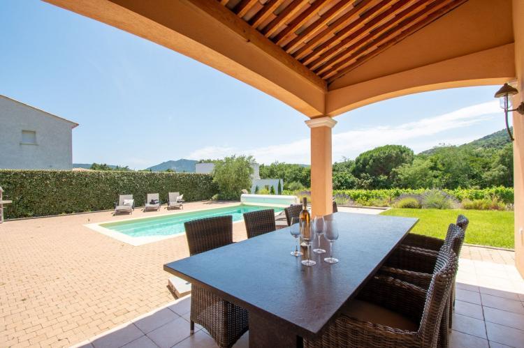 FerienhausFrankreich - Provence-Alpes-Côte d'Azur: Villa Dumas 8 personen  [27]