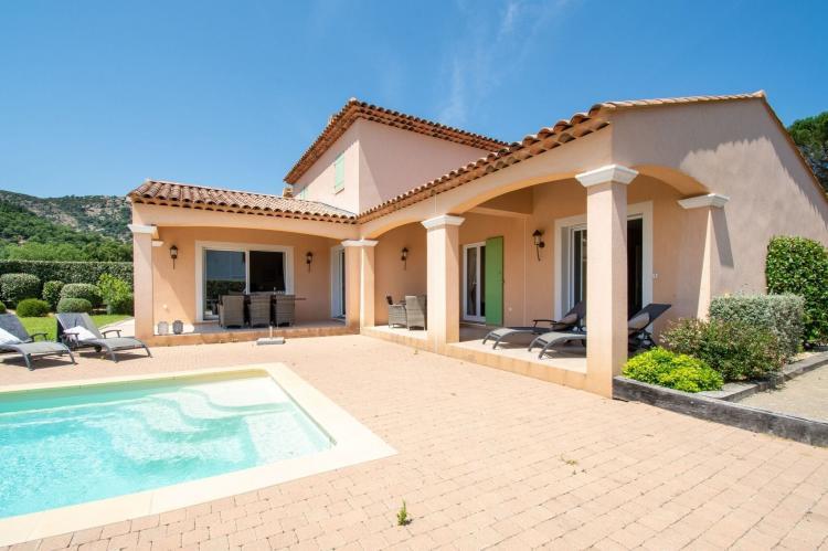 FerienhausFrankreich - Provence-Alpes-Côte d'Azur: Villa Dumas 8 personen  [6]
