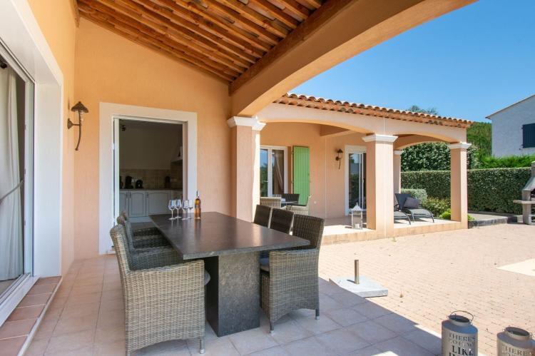 FerienhausFrankreich - Provence-Alpes-Côte d'Azur: Villa Dumas 8 personen  [32]