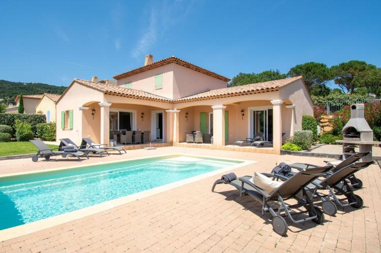FerienhausFrankreich - Provence-Alpes-Côte d'Azur: Villa Dumas 8 personen  [1]