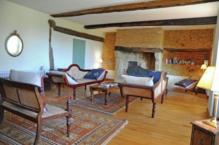 VakantiehuisFrankrijk - Midi-Pyreneeën: Villa Le Houga  [8]