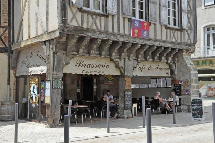 VakantiehuisFrankrijk - Midi-Pyreneeën: Villa Le Houga  [33]