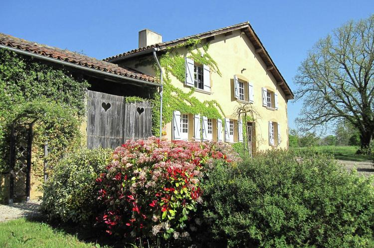 VakantiehuisFrankrijk - Midi-Pyreneeën: Villa Le Houga  [4]