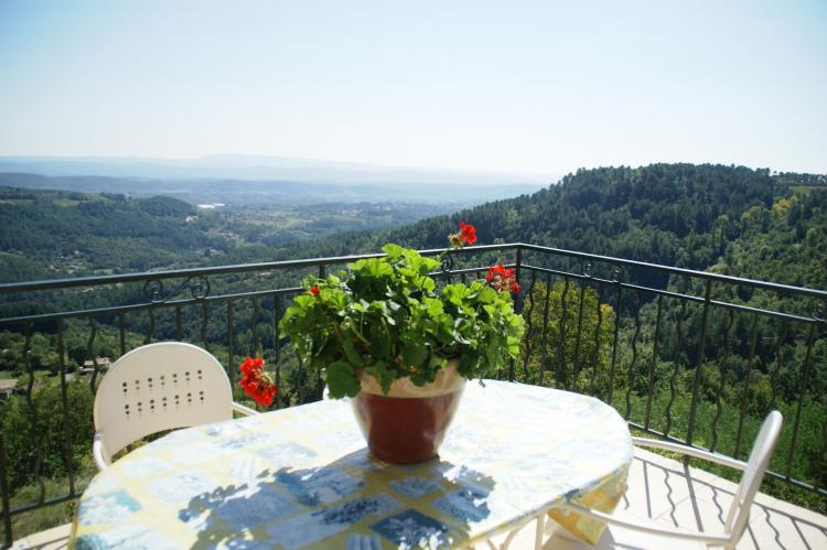 FerienhausFrankreich - Ardèche: Villa Chassiers petit  [24]