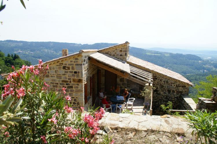 FerienhausFrankreich - Ardèche: Villa Chassiers petit  [3]
