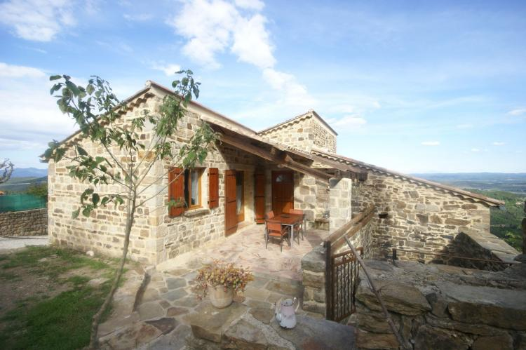 Holiday homeFrance - Ardèche: Villa Chassiers petit  [5]