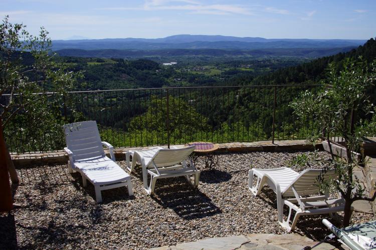FerienhausFrankreich - Ardèche: Villa Chassiers petit  [25]
