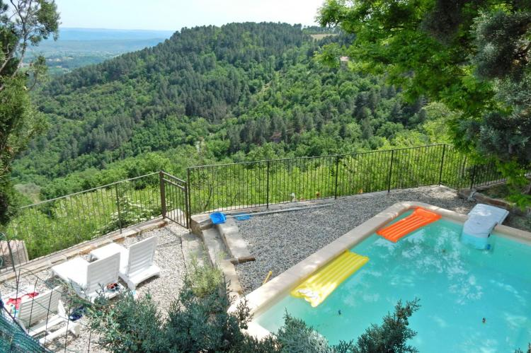 Holiday homeFrance - Ardèche: Villa Chassiers petit  [10]