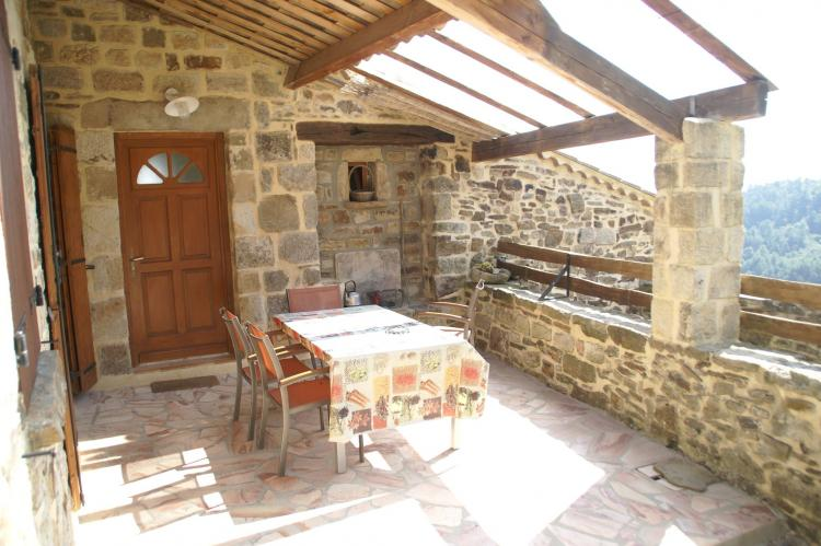 Holiday homeFrance - Ardèche: Villa Chassiers petit  [24]
