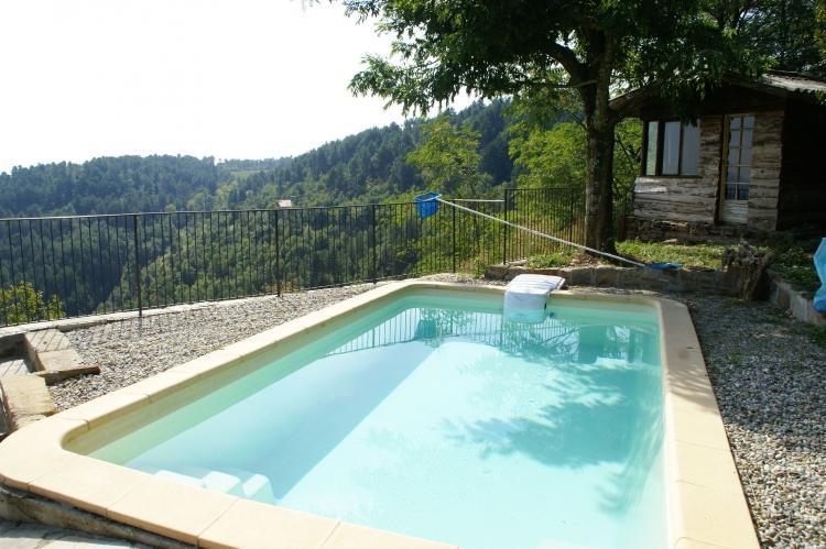 FerienhausFrankreich - Ardèche: Villa Chassiers petit  [9]