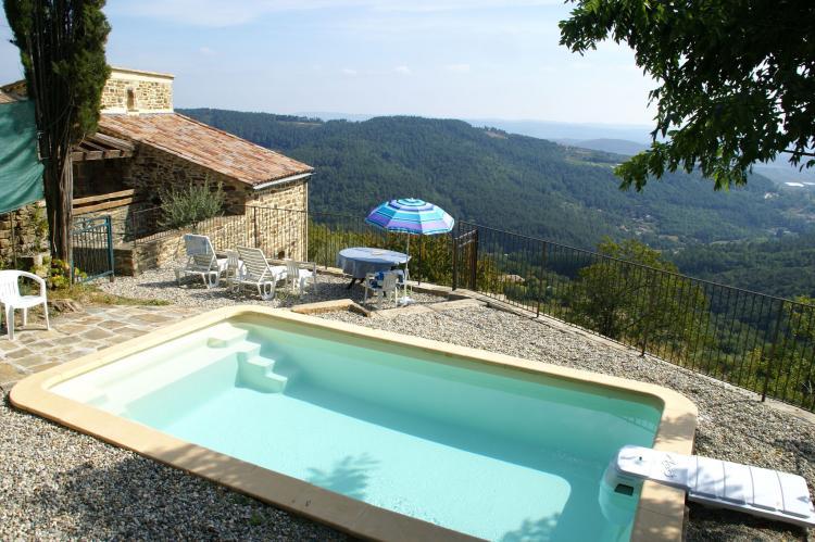 FerienhausFrankreich - Ardèche: Villa Chassiers petit  [7]