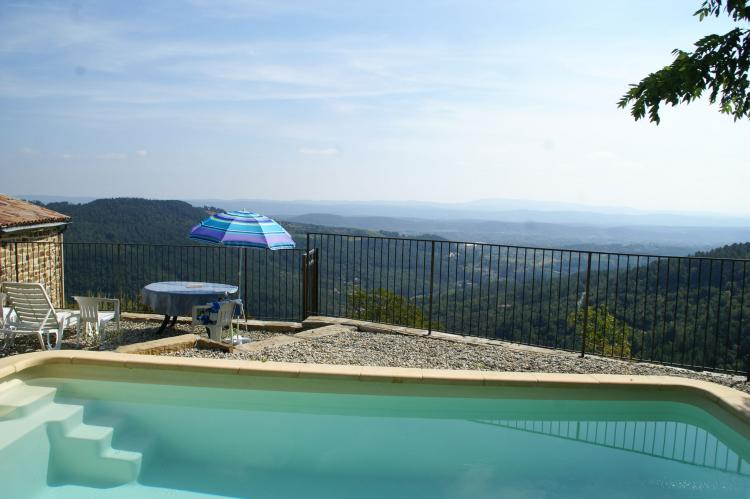 Holiday homeFrance - Ardèche: Villa Chassiers petit  [8]