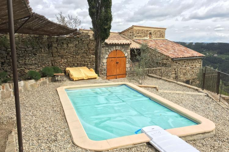 Holiday homeFrance - Ardèche: Villa Chassiers petit  [11]