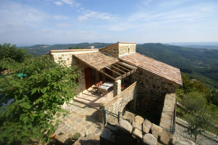 Holiday homeFrance - Ardèche: Villa Chassiers petit  [4]