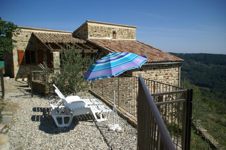 Holiday homeFrance - Ardèche: Villa Chassiers petit  [21]