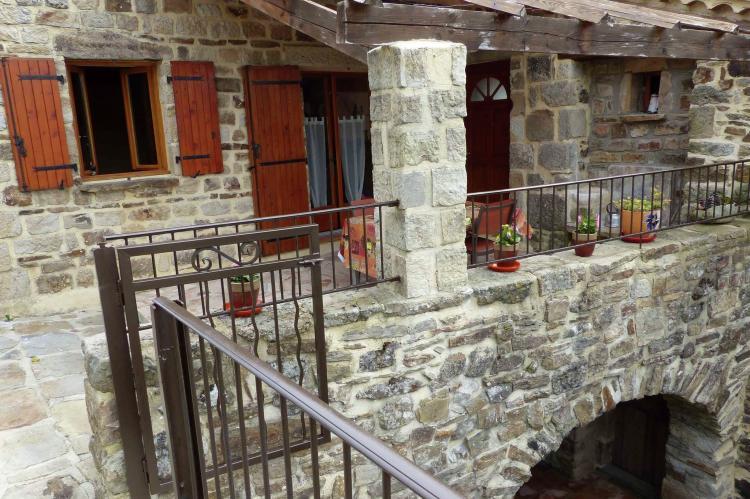 FerienhausFrankreich - Ardèche: Villa Chassiers petit  [27]
