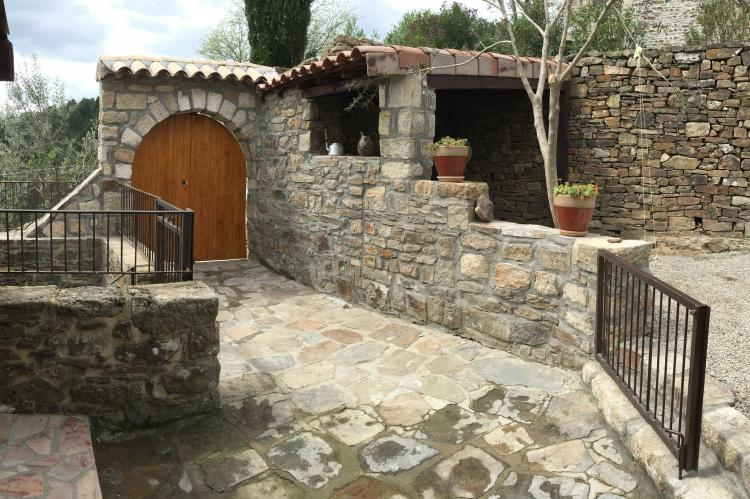 Holiday homeFrance - Ardèche: Villa Chassiers petit  [12]