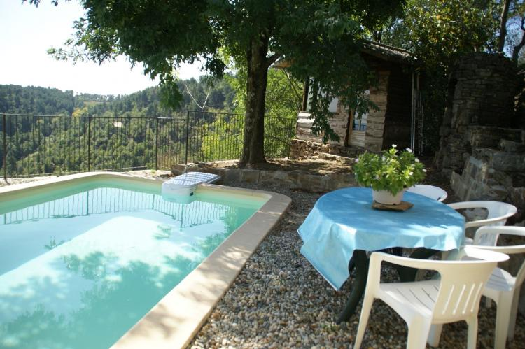 Holiday homeFrance - Ardèche: Villa Chassiers petit  [6]