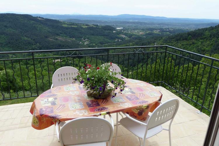 Holiday homeFrance - Ardèche: Villa Chassiers petit  [26]
