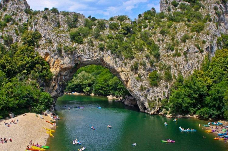 Holiday homeFrance - Ardèche: Villa Chassiers petit  [38]