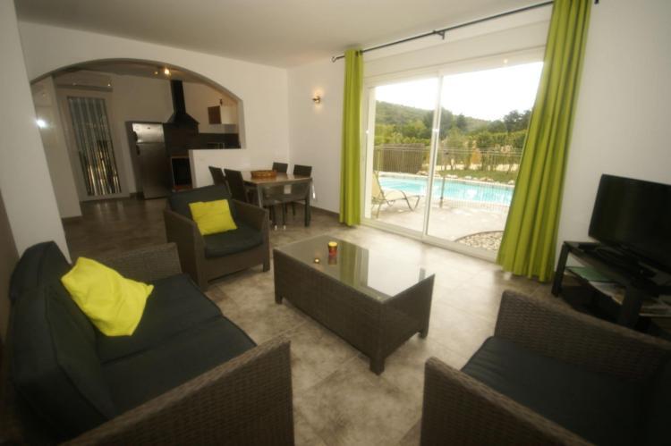 VakantiehuisFrankrijk - Ardèche: Villa 3 - Sampzon  [7]