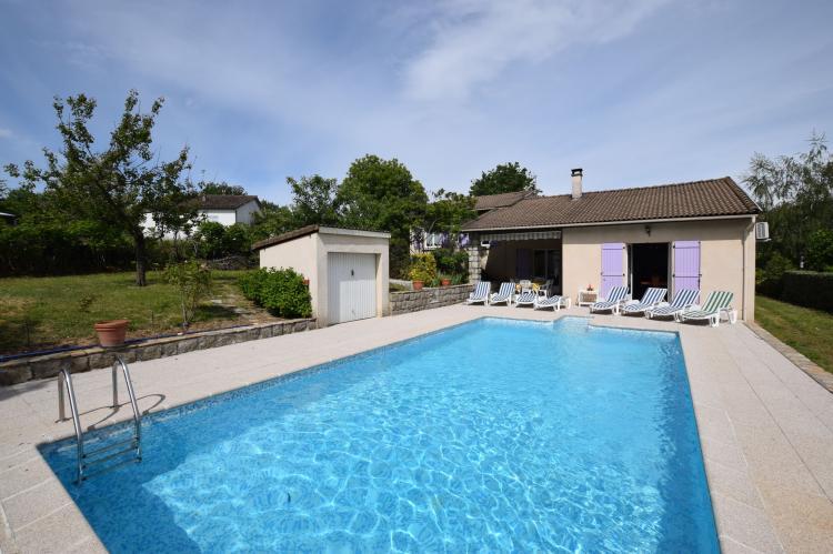 VakantiehuisFrankrijk - Ardèche: Villa - Sampzon  [2]