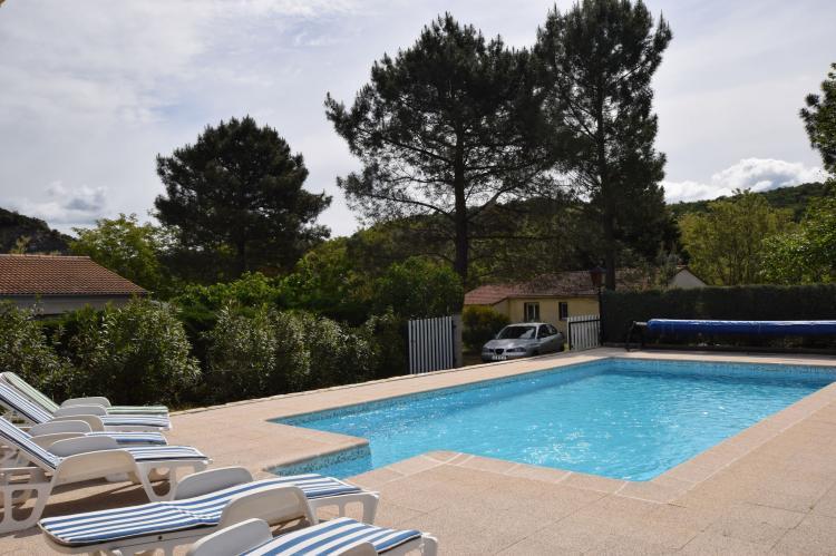 VakantiehuisFrankrijk - Ardèche: Villa - Sampzon  [8]