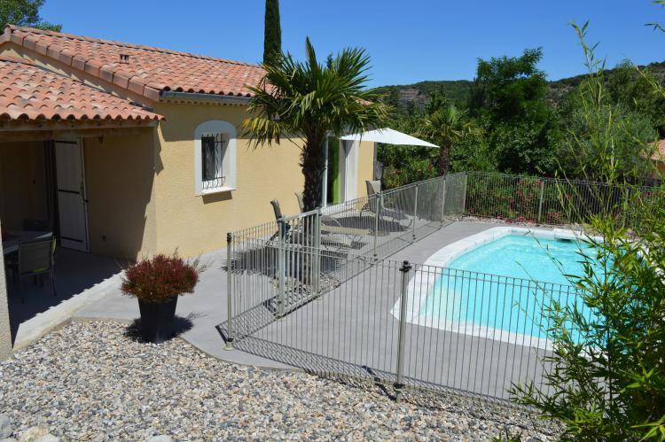VakantiehuisFrankrijk - Ardèche: Villa - Sampzon  [7]