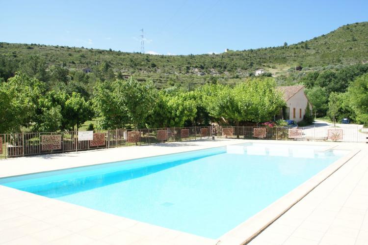 Holiday homeFrance - Ardèche: Maison de vacances - Les Assions  [6]