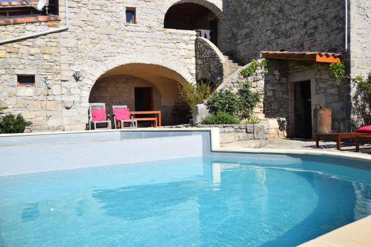 VakantiehuisFrankrijk - Ardèche: Gite I - Lanas  [3]