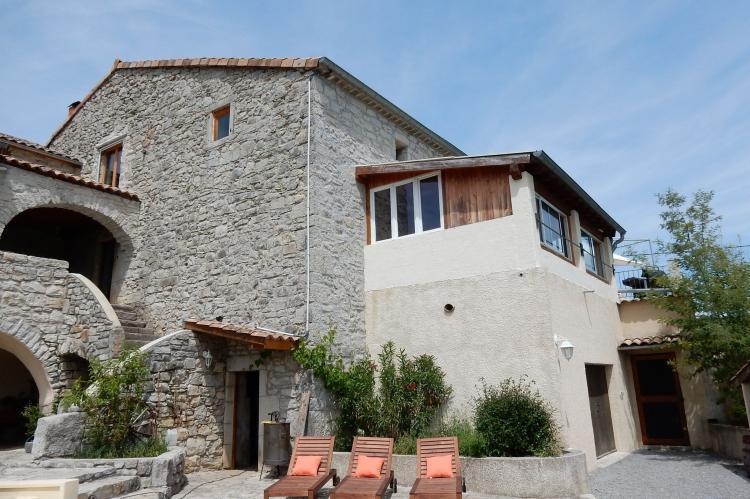 VakantiehuisFrankrijk - Ardèche: Gite I - Lanas  [4]