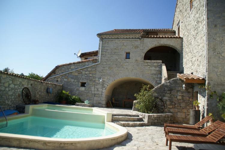 VakantiehuisFrankrijk - Ardèche: Gite I - Lanas  [1]
