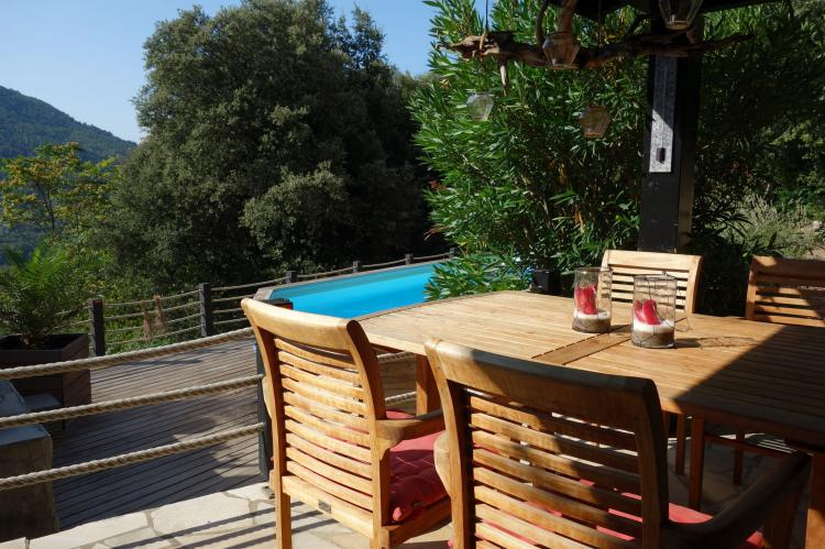 Holiday homeFrance - Ardèche: Maison de vacances - Dunière-sur-Eyrieux  [8]