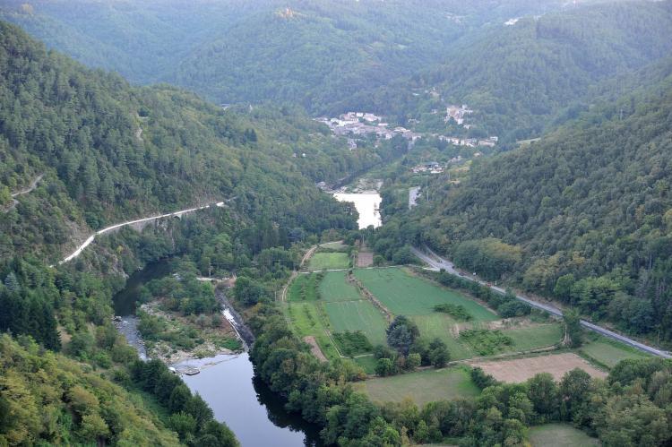 Holiday homeFrance - Ardèche: Maison de vacances - Dunière-sur-Eyrieux  [31]