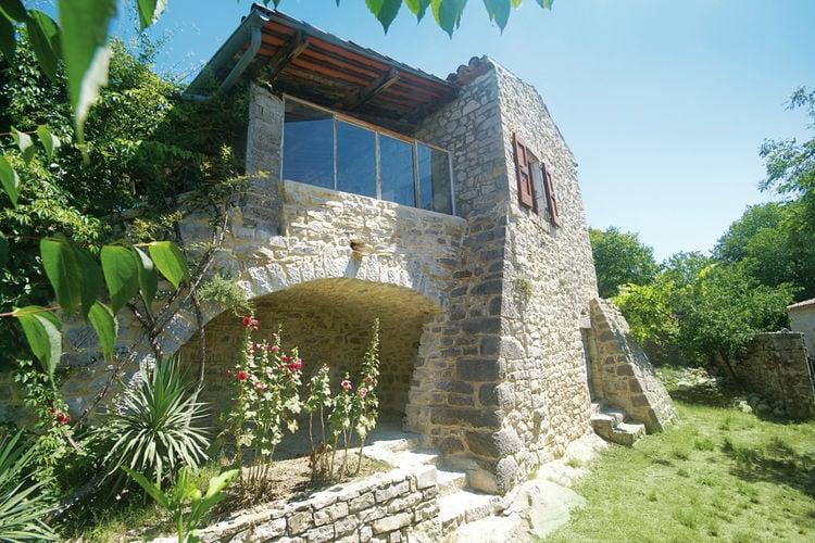 VakantiehuisFrankrijk - Ardèche: Maison de vacances  - Beaulieu  [1]