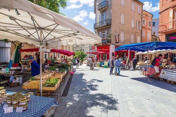 VakantiehuisFrankrijk - Ardèche: Maison de vacances  - Beaulieu  [33]