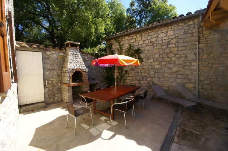 VakantiehuisFrankrijk - Ardèche: Maison de vacances  - Beaulieu  [31]