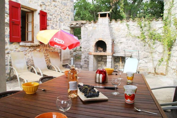 VakantiehuisFrankrijk - Ardèche: Maison de vacances  - Beaulieu  [19]