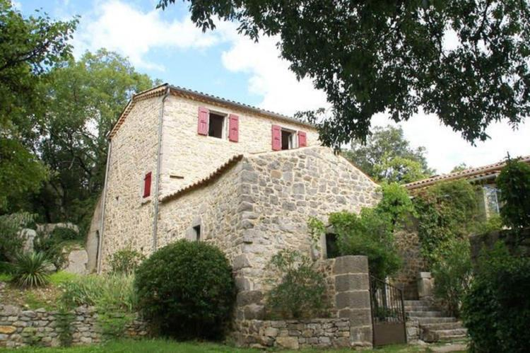 VakantiehuisFrankrijk - Ardèche: Maison de vacances  - Beaulieu  [24]