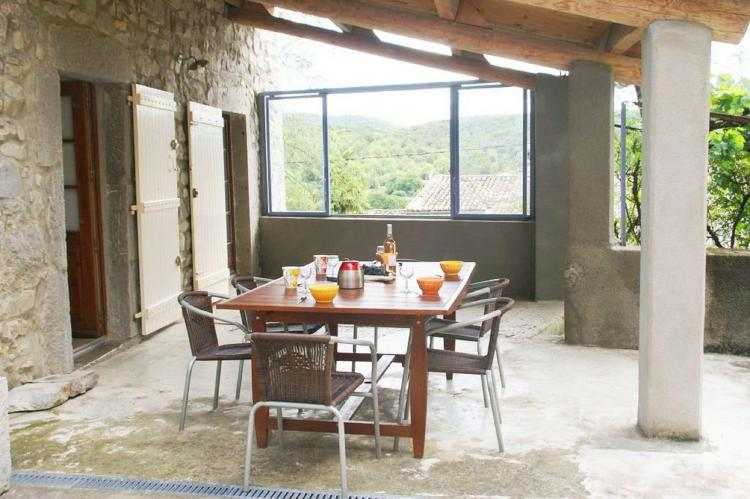 VakantiehuisFrankrijk - Ardèche: Maison de vacances  - Beaulieu  [25]