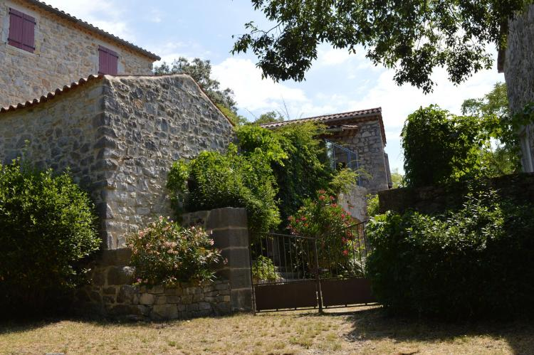VakantiehuisFrankrijk - Ardèche: Maison de vacances  - Beaulieu  [30]