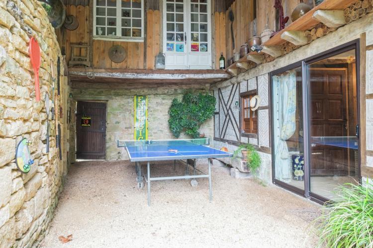 Holiday homeFrance - Dordogne: Maison de vacances St Jory las Bloux  [18]