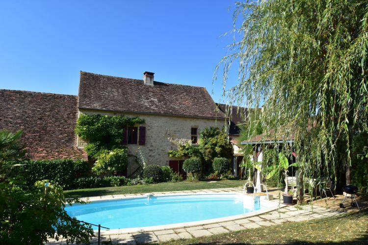 Holiday homeFrance - Dordogne: Maison de vacances St Jory las Bloux  [4]