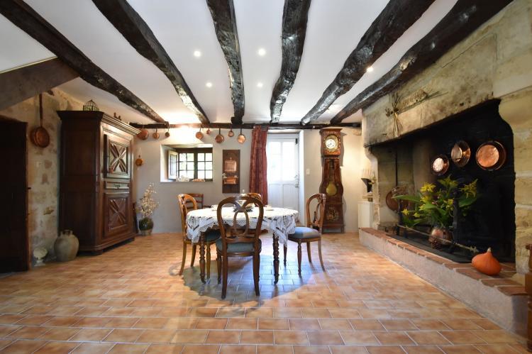 Holiday homeFrance - Dordogne: Maison de vacances St Jory las Bloux  [12]
