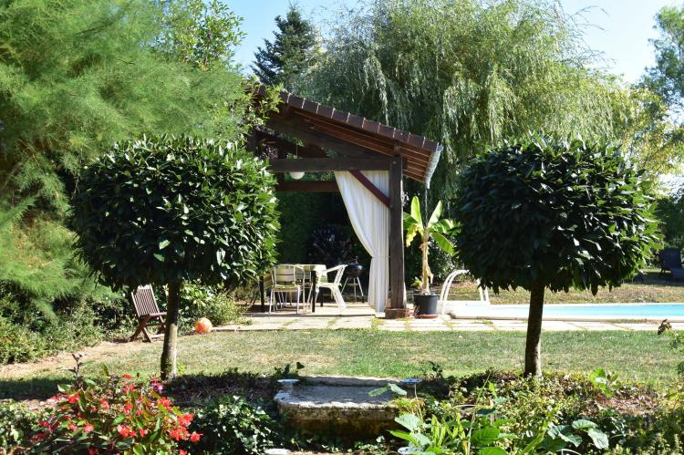 Holiday homeFrance - Dordogne: Maison de vacances St Jory las Bloux  [40]
