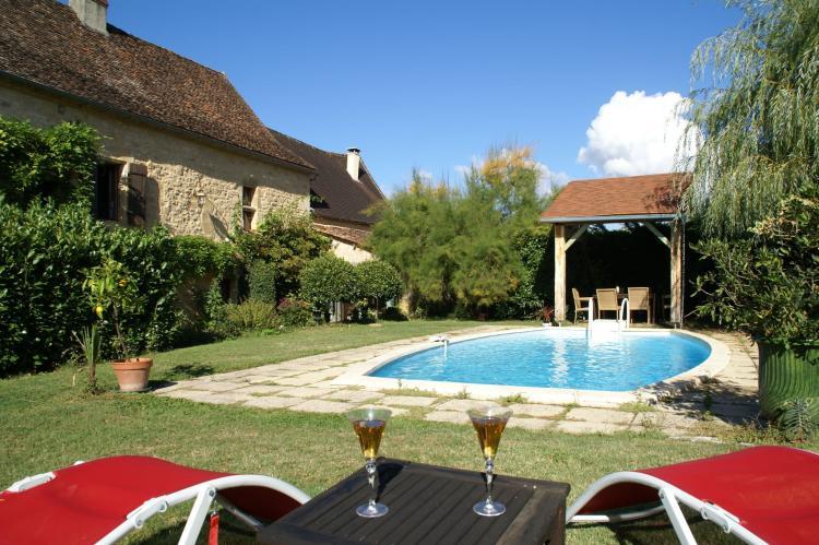 Holiday homeFrance - Dordogne: Maison de vacances St Jory las Bloux  [1]