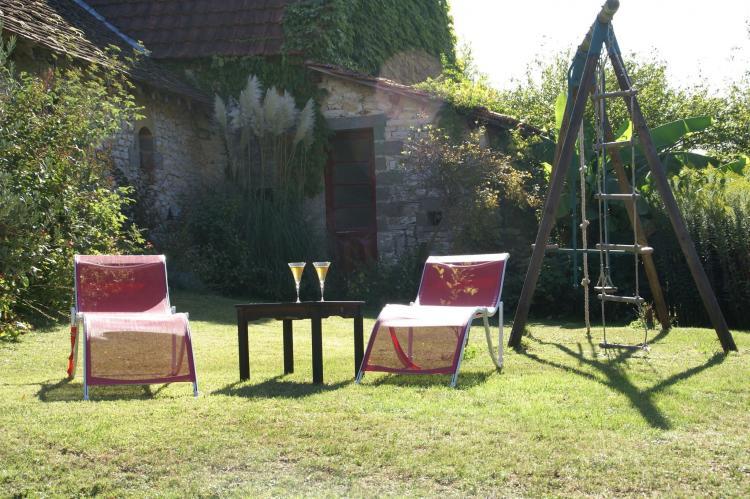Holiday homeFrance - Dordogne: Maison de vacances St Jory las Bloux  [34]