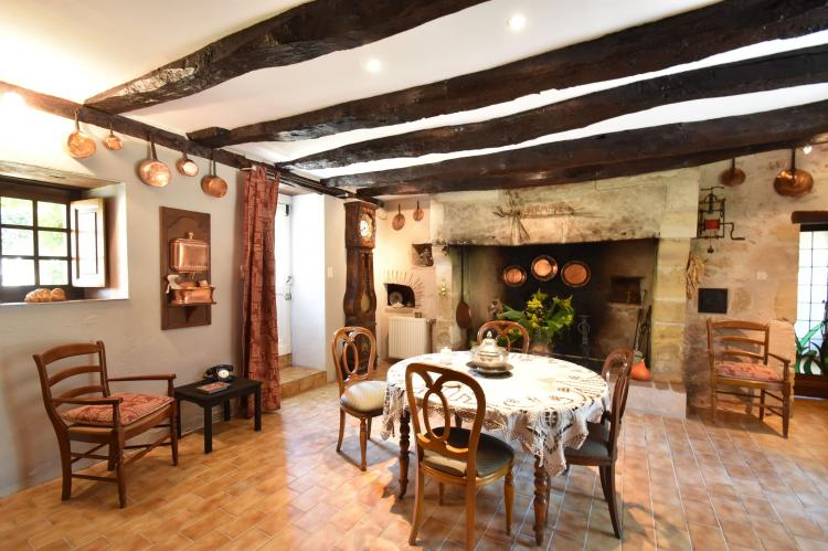 Holiday homeFrance - Dordogne: Maison de vacances St Jory las Bloux  [10]